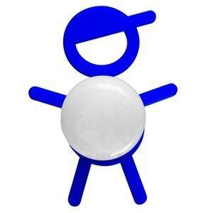 Abajur Cromalux Stickboy Azul