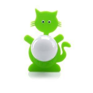 Abajur Stickcat Cromalux Verde