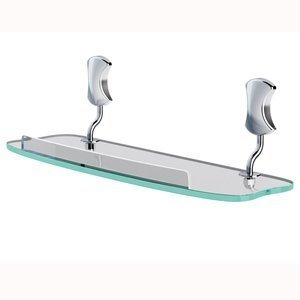 Porta Shampoo Clic Meber Cromado