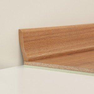 Rodapé Eucafloor 1,4cmx7cmx180cm (Barra) Amadeirado Maiorca