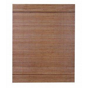 Persiana Bambu Romana Isadora Design 1,60mx1,20m Nogueira