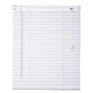 Persiana Horizontal PVC Isadora Design 1,60mx1,60m Branco