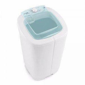 Lavadora Semiautomática 7kg Ágile Mueller 220V Branco
