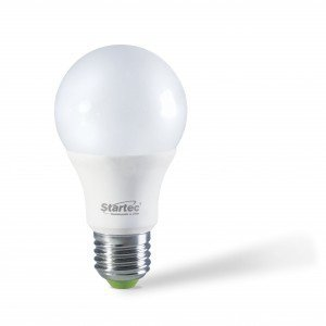 Lâmpada LED 8W A60 Startec Luz Branca 6500K