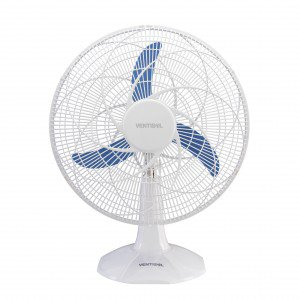 Ventilador de Mesa Notos 50cm Premium Ventisol 127V Branco