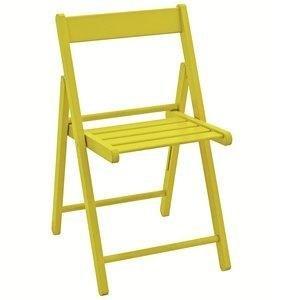 Cadeira Tramontina Aconchego Amarelo
