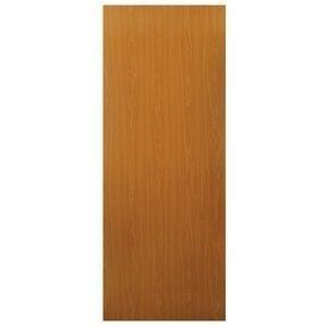 Porta de Madeira Lisa Nevada MGM 210cmx80cm Melamínico Mogno