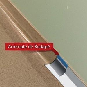 Arremate de Rodapé Tarkett 6,5mm x 18mm (ML) 9233606